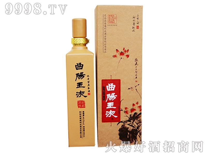 曲阳玉液酒小花40.2%vol500ml