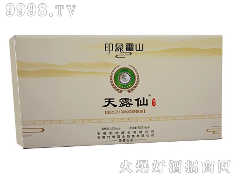 天露仙酒42%vol500ml盒装
