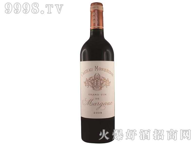 百松酒庄干红葡萄酒2008玛歌产区