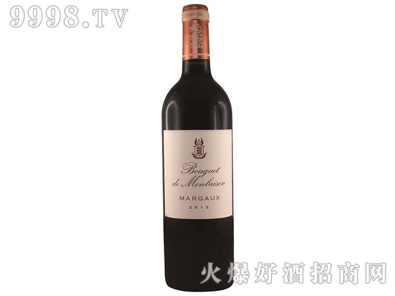 百松酒庄酩醇干红葡萄酒2012