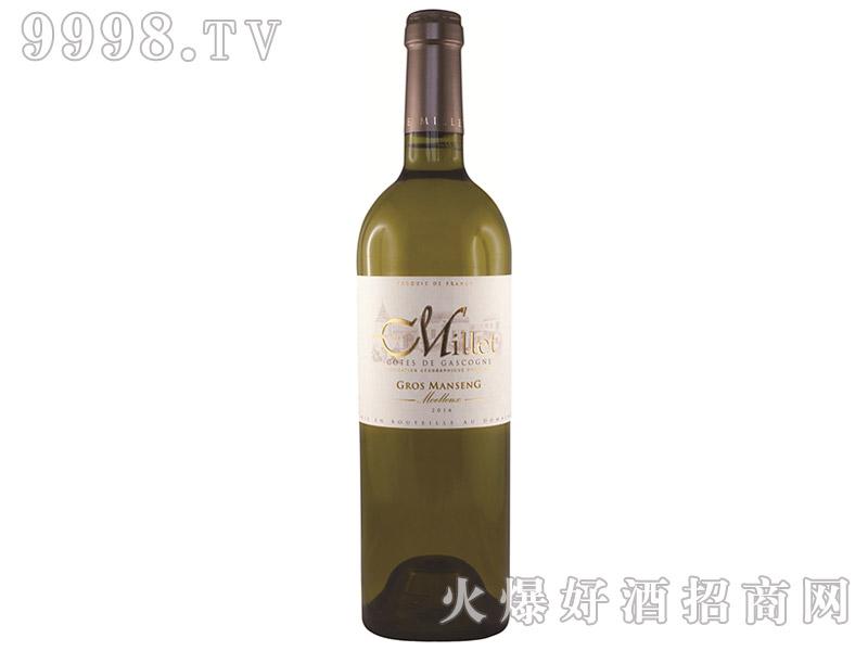 法国蜜饴酒庄半甜白葡萄酒2014