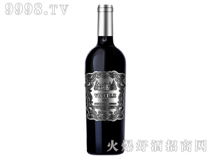 法国维圣尔干红葡萄酒750ml