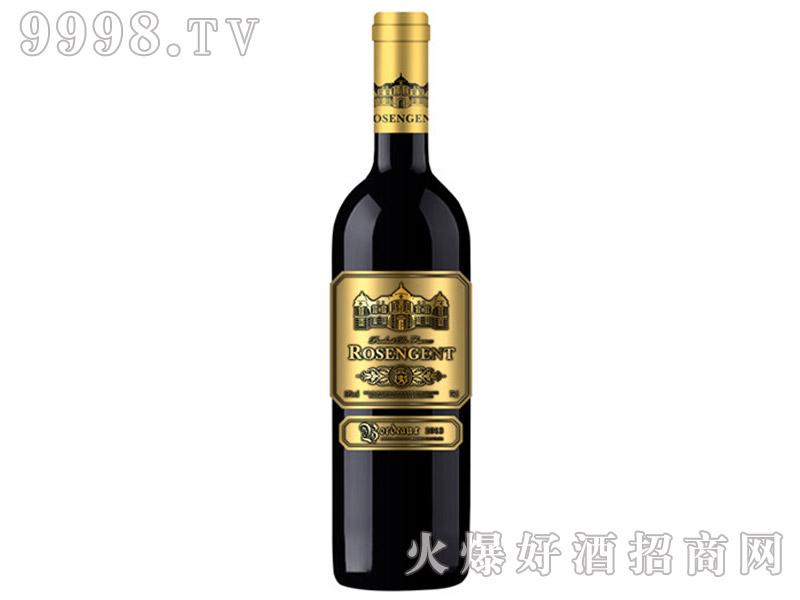 法国洛圣让干红葡萄酒