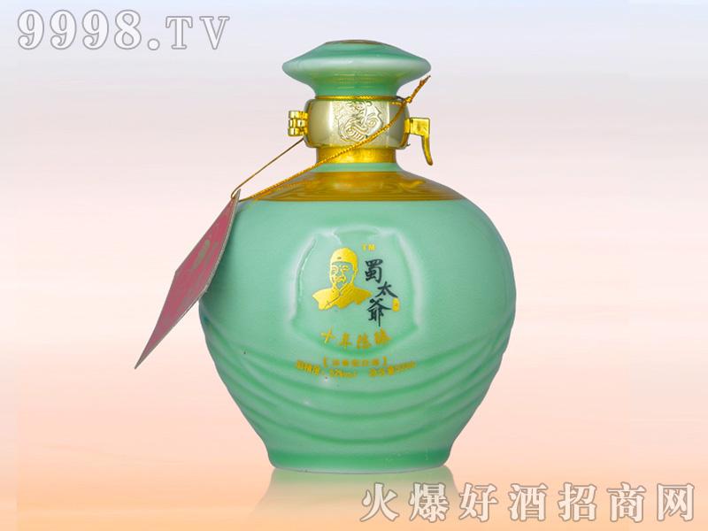 蜀太爷陈酿(绿)52°500ml浓香型白酒