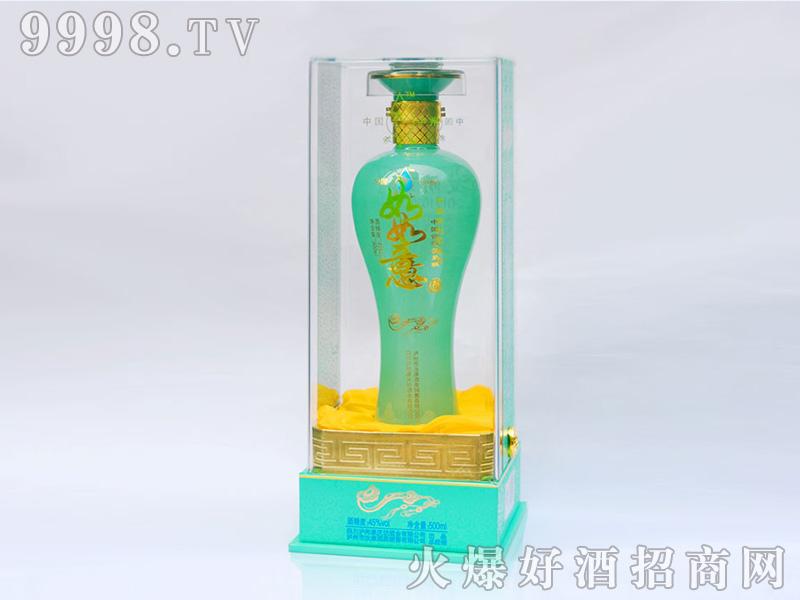 平安45°500ml浓香型白酒