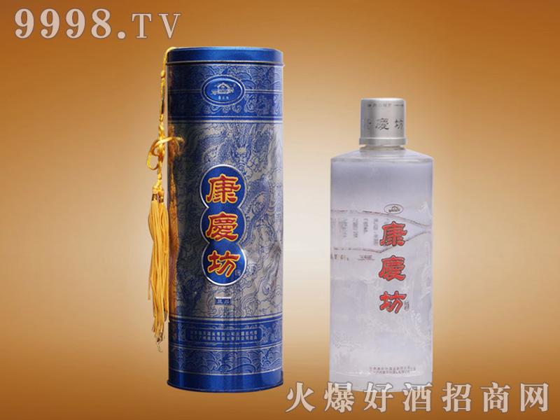 康庆坊酒(圆)45°500ml浓香型白酒