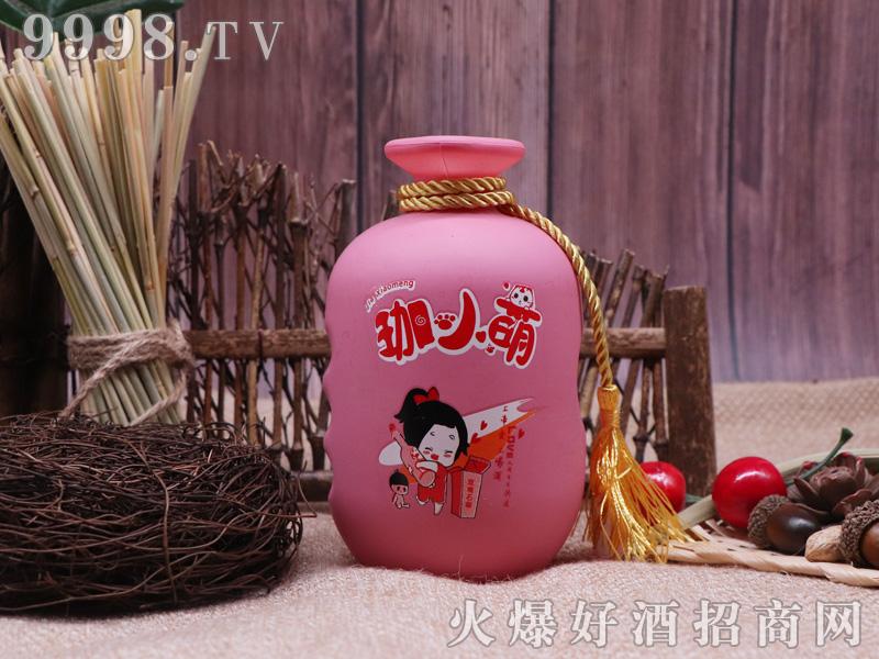 珈小萌玫瑰石榴水果酒