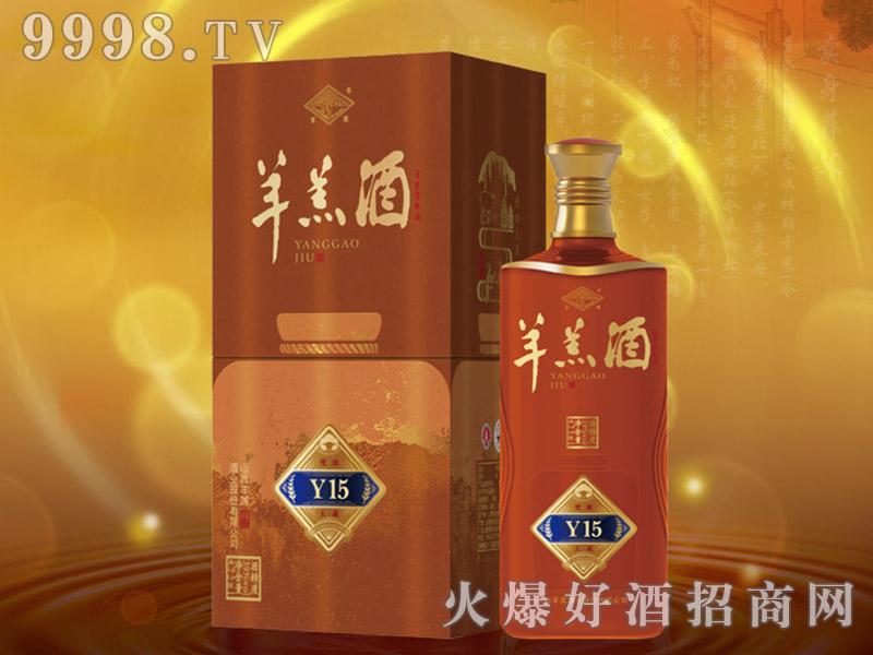 羊羔酒(Y15)39°475ml-白酒类信息