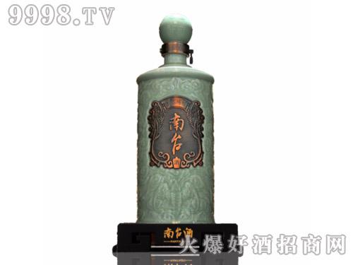 南台酒五福祥云53°750ml米香型白酒-白酒招商信息