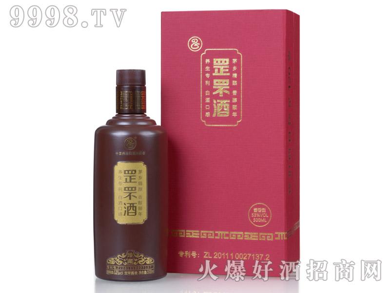 罡罘酒珍藏53°500ml酱香型白酒