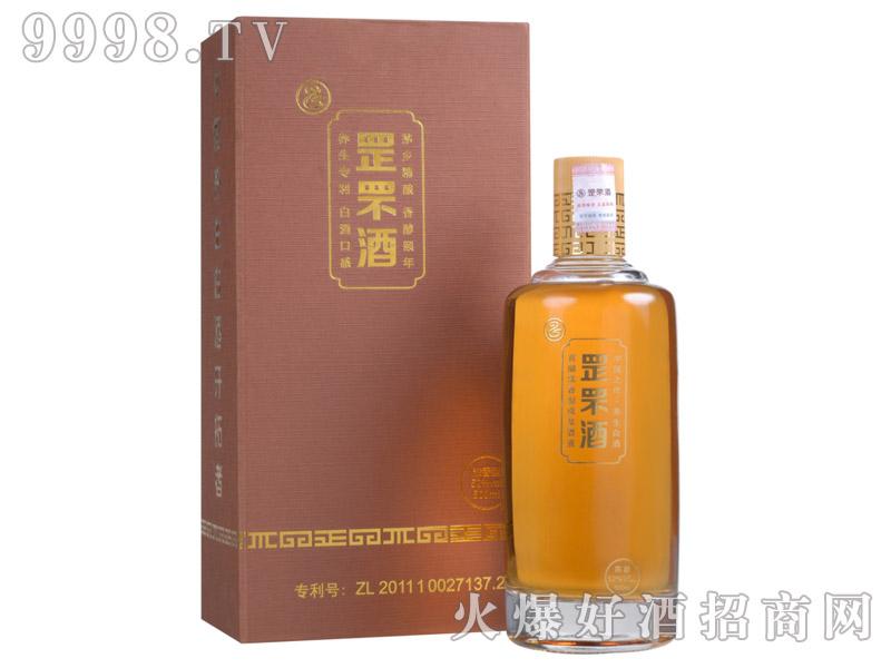 罡罘酒陈酿52°500ml酱香型白酒