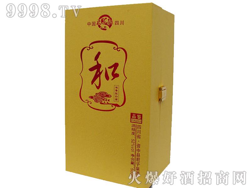 君子泉和酒52%vol500ml-白酒类信息