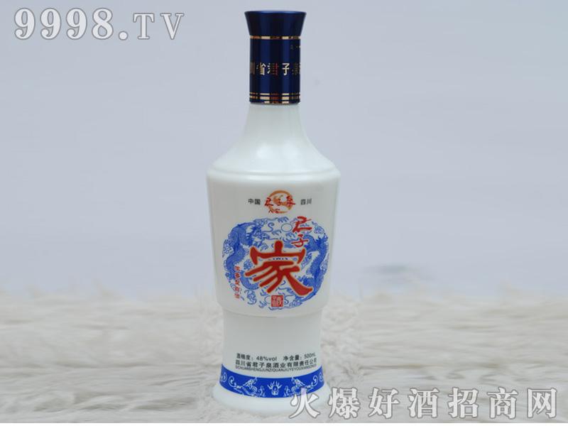君子泉家酒48%vol500ml