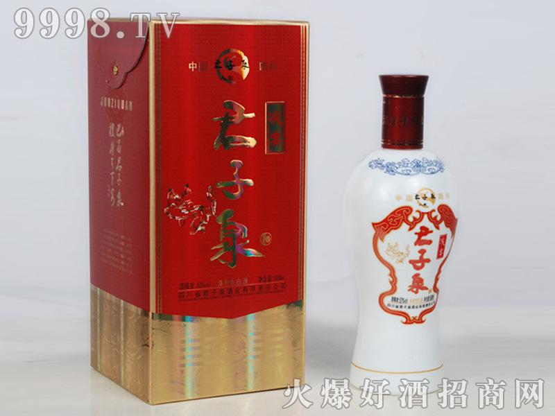君子泉家宴52%vol500ml
