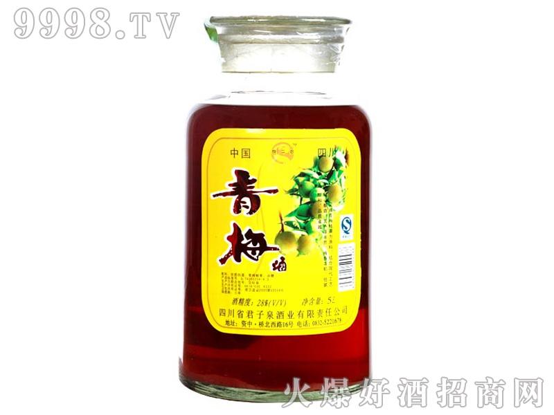 君子泉青梅酒28%vol5000ml