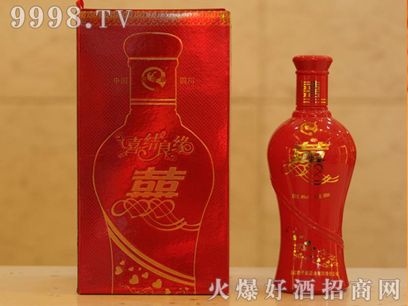 君子泉喜酒48%vol500ml
