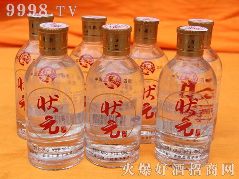 君子泉状元酒43%vol100ml