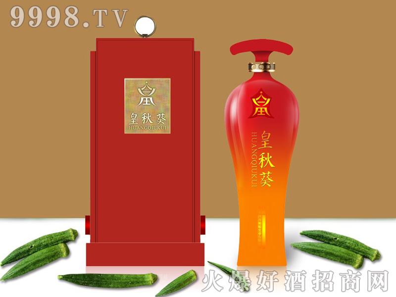 皇秋葵52°500ml浓香型白酒