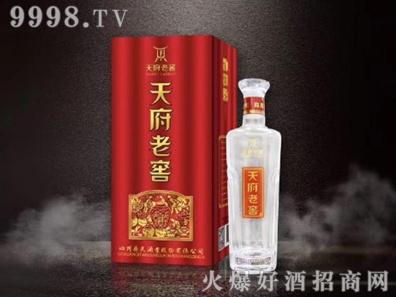 天府老窖52°500ml浓香型白酒