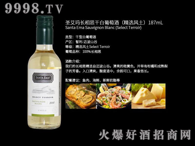 圣艾玛长相思干白葡萄酒