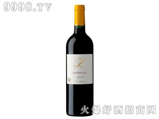 天鹏波尔多红葡萄酒