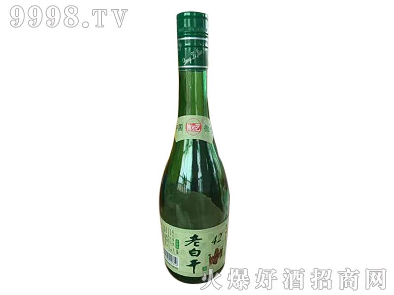 衡小艺老白干 42°浓香型白酒