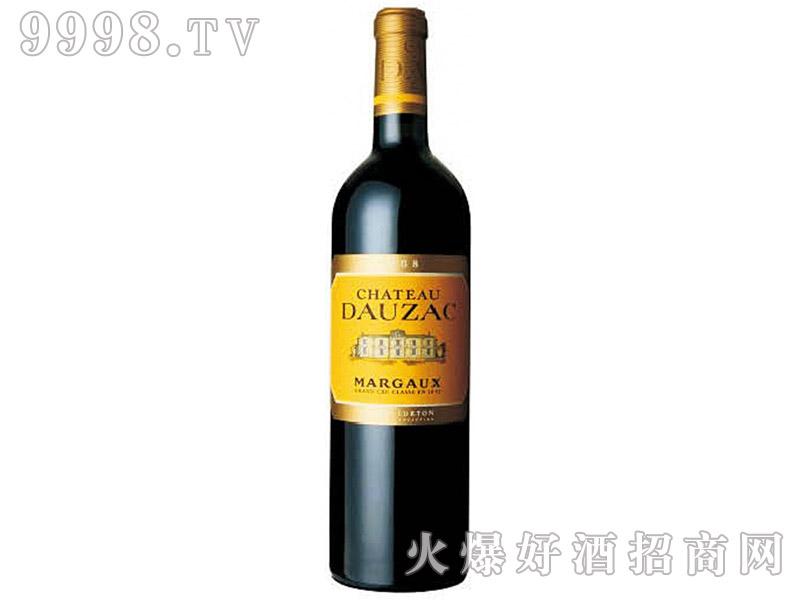 法国杜萨庄园红葡萄酒