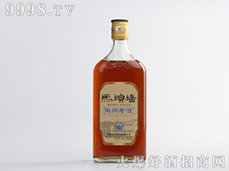 马头墙徽州老酒