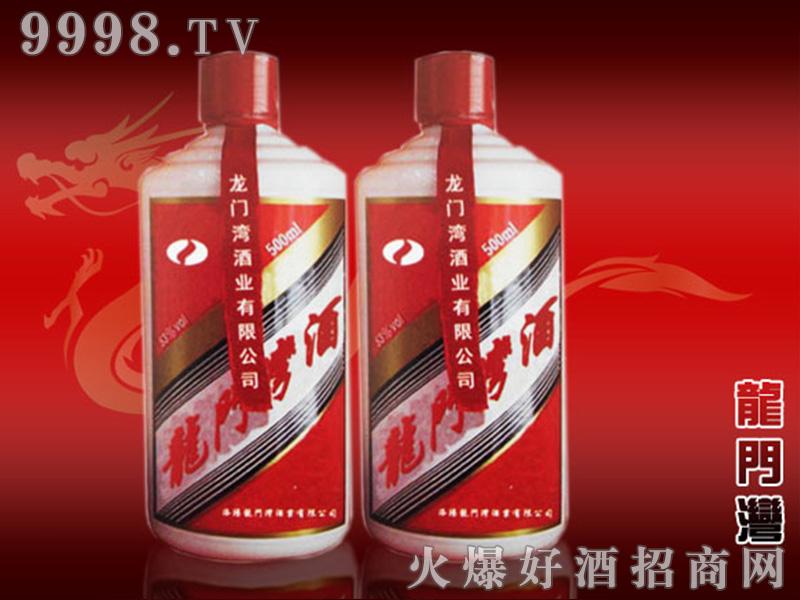 浓香型-龍門灣酒