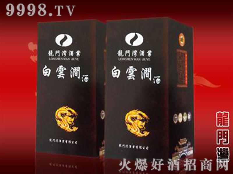 陶香型-白云涧52%vol500ml