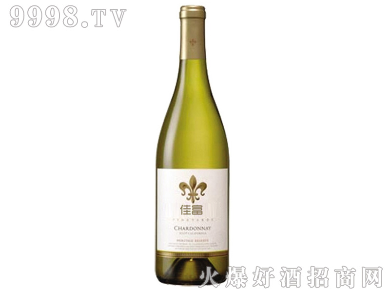 洛阳佳富王冠干白葡萄酒