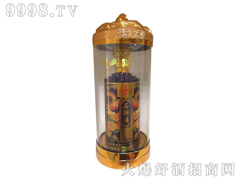 石斛酒-50°500ml浓香型白酒