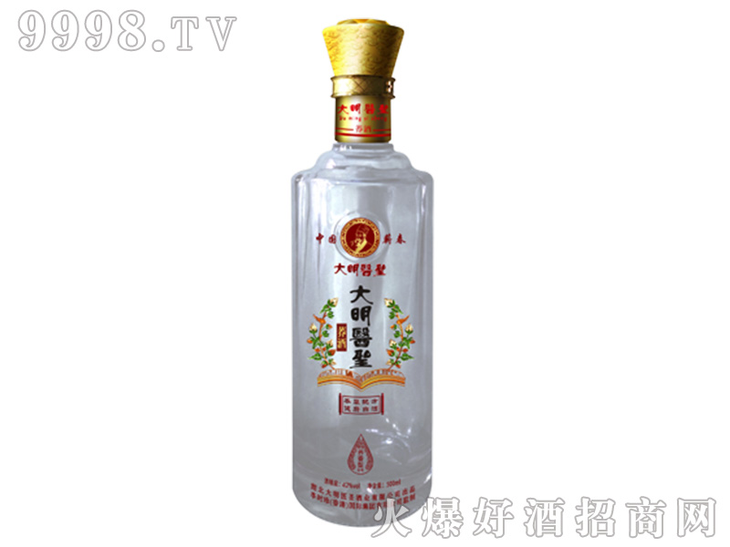 大明医圣荞酒500ml42%vol