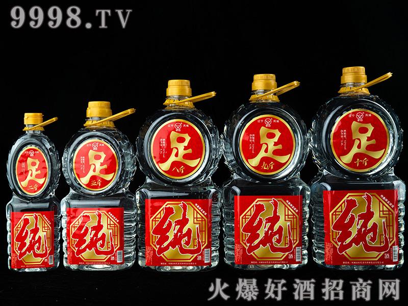 伟鑫牌高粱酒52%vol