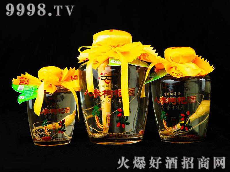 人参枸杞酒出口型