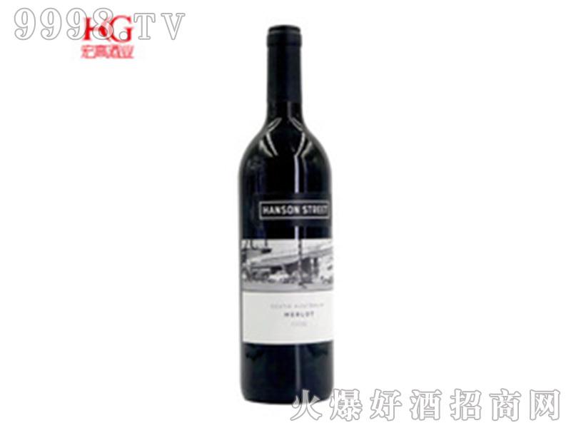 澳大利亚进口芭翠迪梅洛14°干红葡萄酒单支750ml红酒