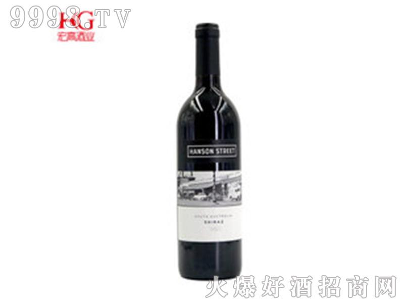 澳大利亚进口芭翠迪西拉子14度干红葡萄酒单支750ml红酒