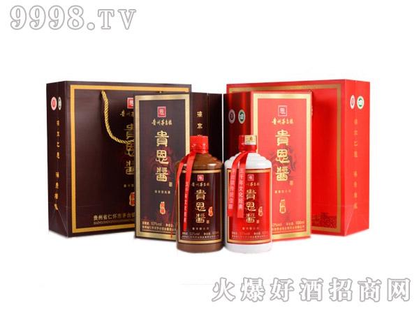 贵恩酱酒窖藏53°500ml酱香型白酒