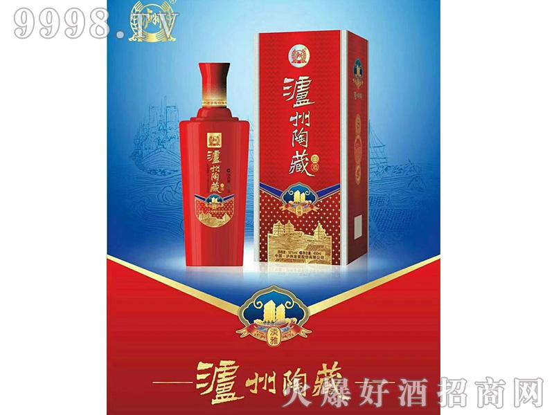 泸州陶藏酒淡雅42°52°450ml