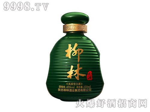柳林小酒45°150ml凤香型白酒