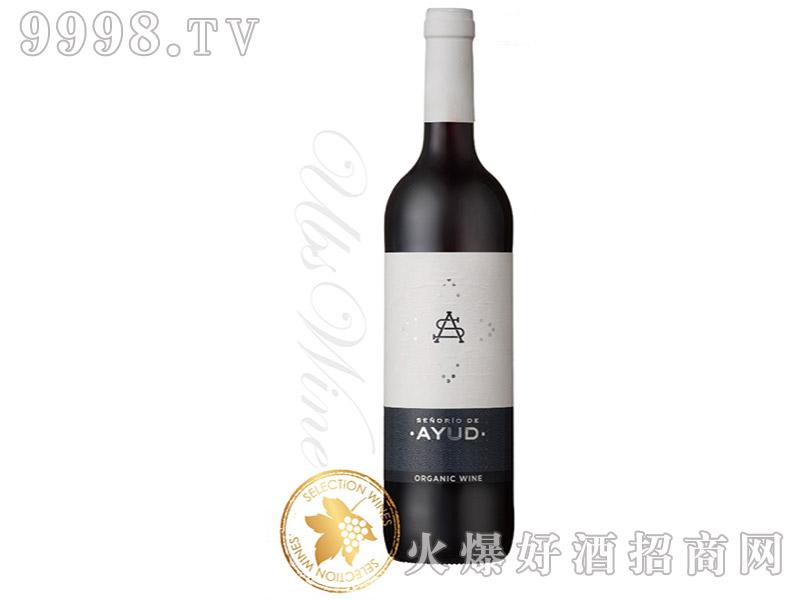 西班牙艾优有机红葡萄酒13.5°750ml-红酒类信息