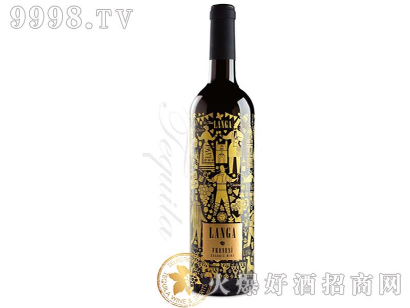 西班牙朗加热恋有机红葡萄酒14.5°750ml-红酒类信息