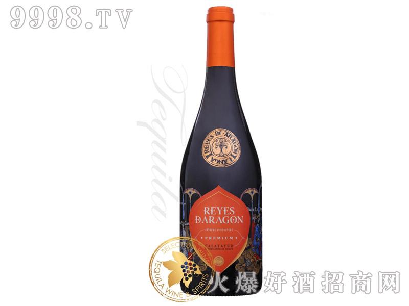 西班牙亚拉冈之王特选红葡萄酒14.5°750ml-红酒类信息