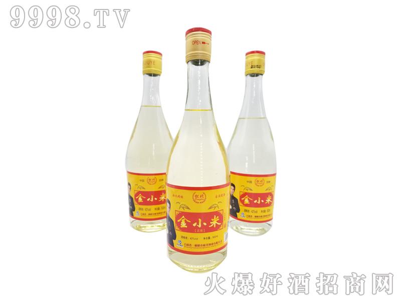 松北金小米酒42%vol500ml