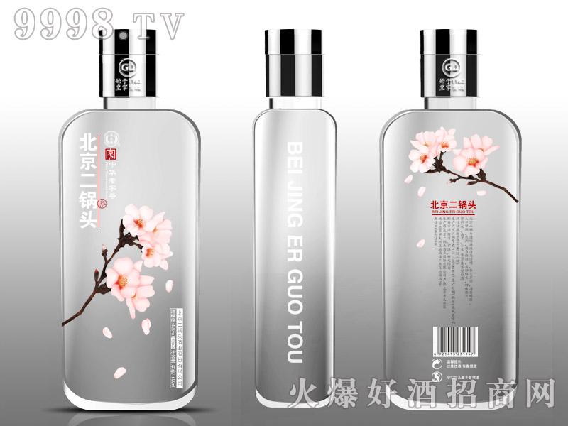 永丰牌北京二锅头酒樱花42°500ml清香型白酒