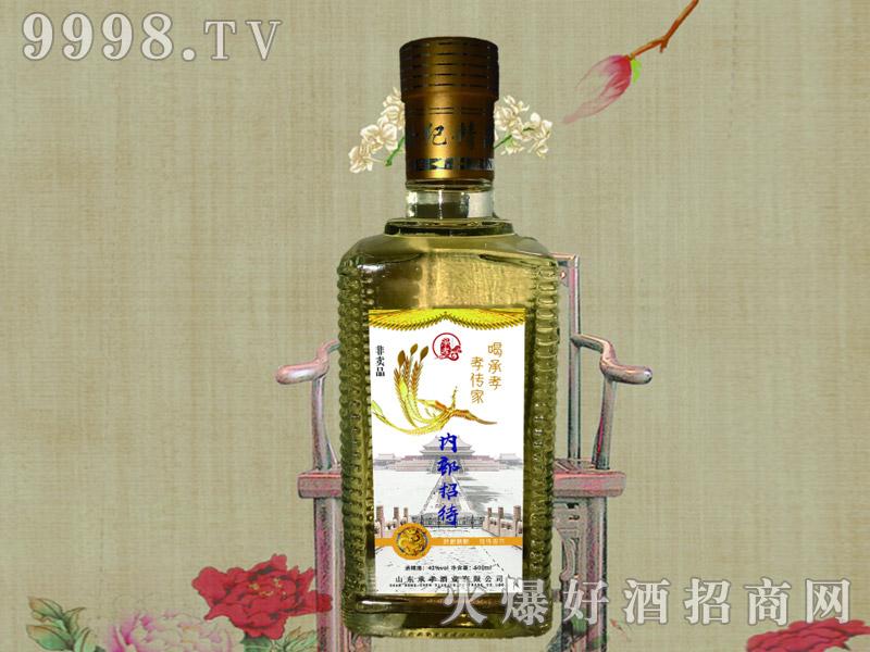 承孝酒光瓶42°500ml浓香型白酒
