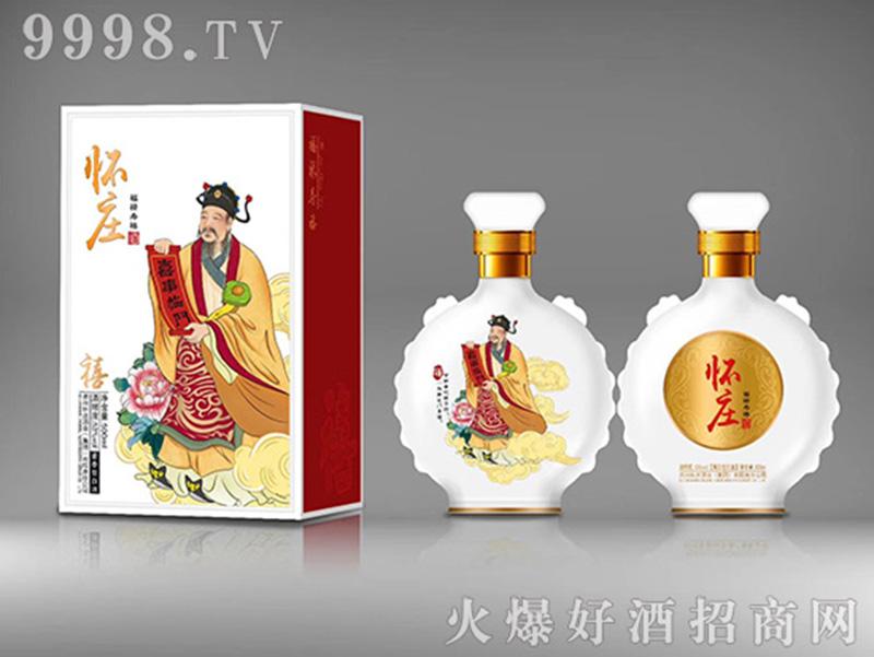 招商产品:怀庄福禄寿禧酒禧%>招商公司:山东吉欧商贸有限公司