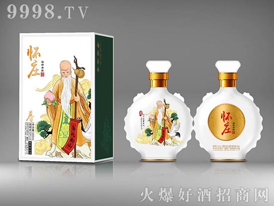 招商产品:怀庄福禄寿禧酒寿%>招商公司:山东吉欧商贸有限公司