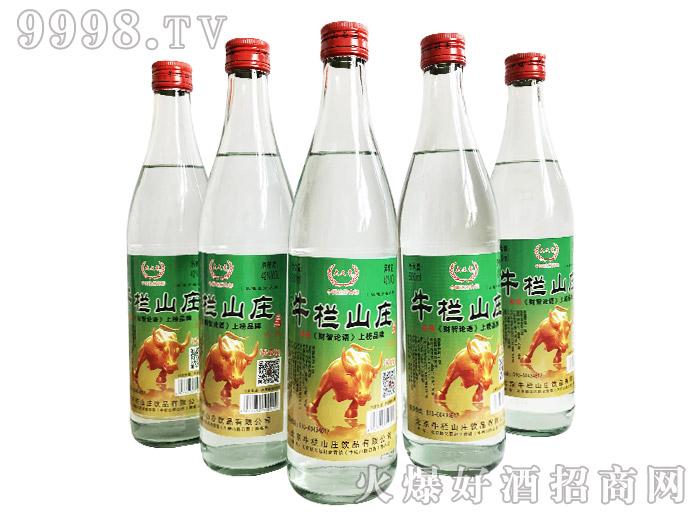 牛栏山庄白酒42°500ml清香型白酒-白酒类信息