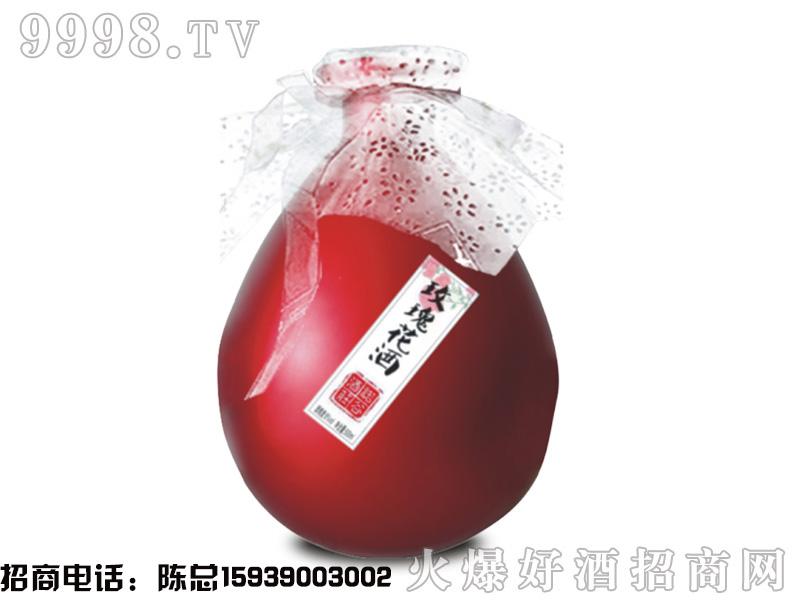 诺谷酒庄・玫瑰花酒500ml8°